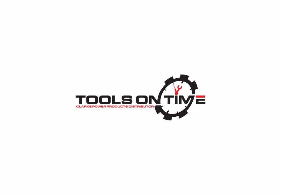 Contest Entry #31 for Tools on Time Logo