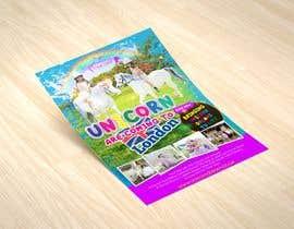 Nro 25 kilpailuun Multiple Facebook and Istagram adverts needed kids Unicorn Event käyttäjältä atidoria