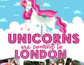 Nro 15 kilpailuun Multiple Facebook and Istagram adverts needed kids Unicorn Event käyttäjältä Ashleyperez