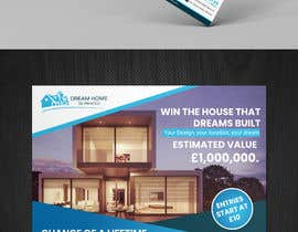 #106 for Flyer Design for Dream Home House Raffle by stylishwork