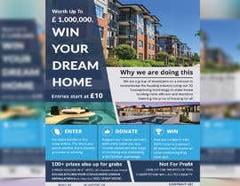 #144 for Flyer Design for Dream Home House Raffle by Mijanurrahman919