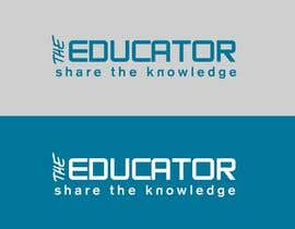 #3 para Logo Design for The Educator por nfouE