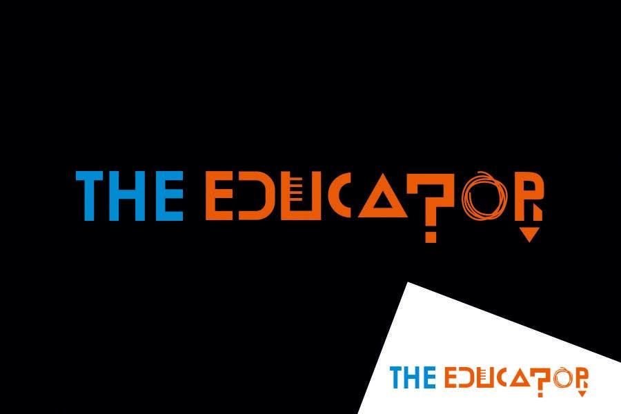 Конкурсная заявка №78 для Logo Design for The Educator