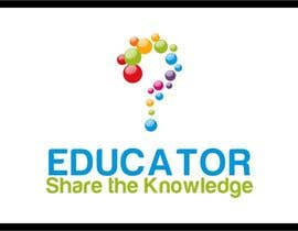 #12 para Logo Design for The Educator por OneTeN110