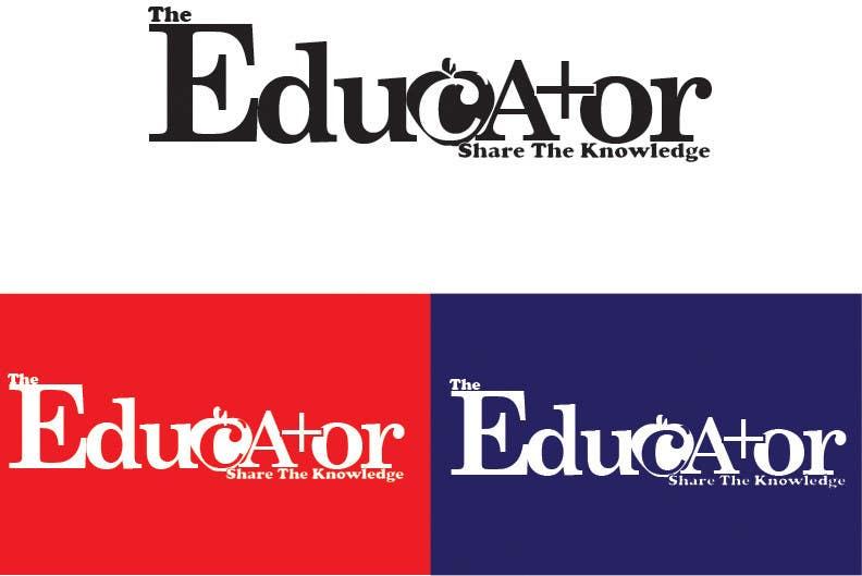 Конкурсная заявка №6 для Logo Design for The Educator