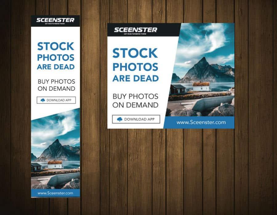 Konkurrenceindlæg #27 for Stock photo display ad