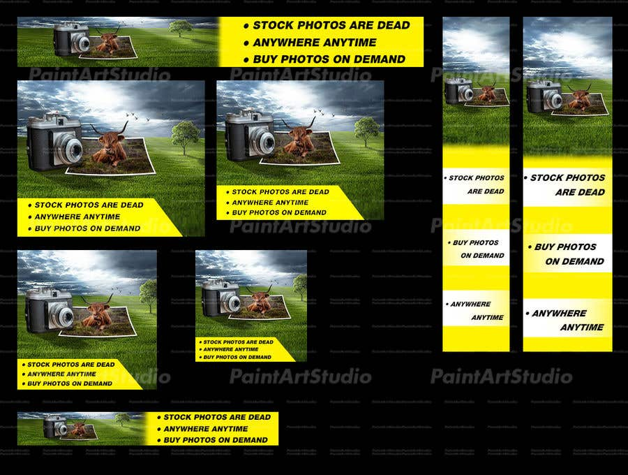 Konkurrenceindlæg #16 for Stock photo display ad