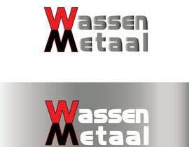 #29 for Logo for metal company af SaddamPabna