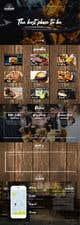 Миниатюра конкурсной заявки №63 для Design A Website and Logo For Restaurant