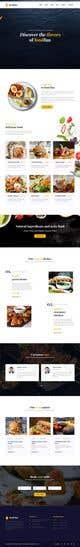 Миниатюра конкурсной заявки №46 для Design A Website and Logo For Restaurant