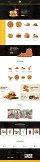 Imej kecil Penyertaan Peraduan #25 untuk Design A Website and Logo For Restaurant