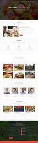 Миниатюра конкурсной заявки №96 для Design A Website and Logo For Restaurant