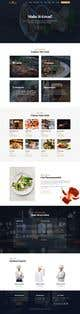 Миниатюра конкурсной заявки №48 для Design A Website and Logo For Restaurant
