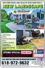 Graphic Design Конкурсная работа №24 для Design Print Ad For Landscaping Business