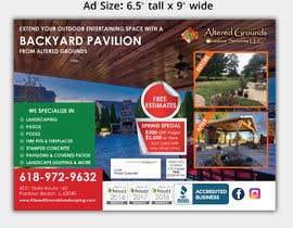 #34 for Design a print ad for landscape business 2 - 15/03/2019 14:21 EDT by noorulaminnoor