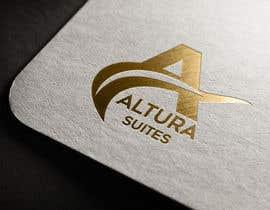#1197 para Design a Logo for AS (Altura Suites) por anubegum