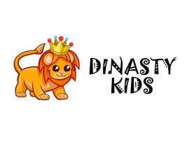 AdeshpreetSingh tarafından Logo DINASTY Kids için no 1