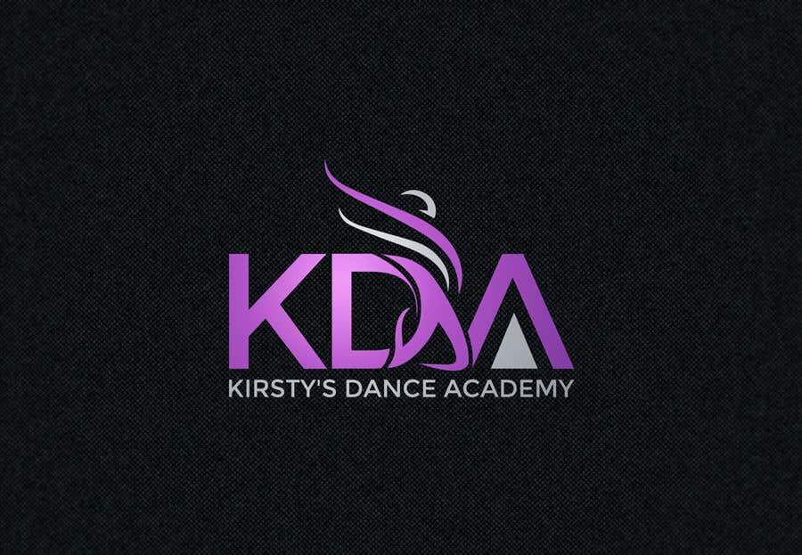 Kilpailutyö #135 kilpailussa Logo for Dance School
