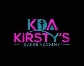 Nro 147 kilpailuun Logo for Dance School käyttäjältä designmela19