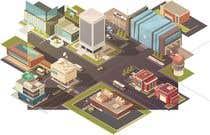 Graphic Design Konkurrenceindlæg #22 for design a city poster