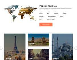 Nro 13 kilpailuun I need graphic designer for new WordPress site käyttäjältä workwithhts