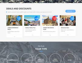 Nro 4 kilpailuun I need graphic designer for new WordPress site käyttäjältä jahangir505