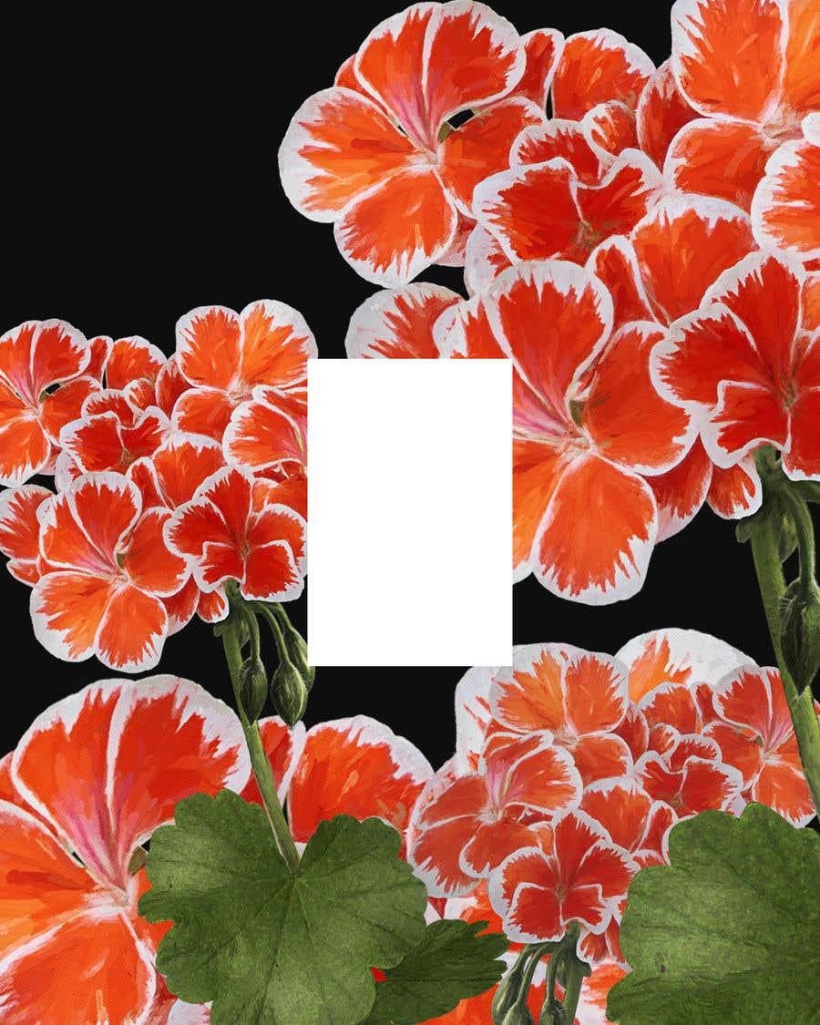 Konkurrenceindlæg #36 for Floral Illustrations