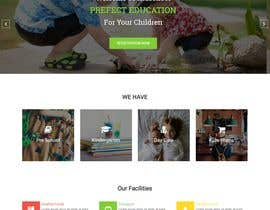 #1 para A website template for School por dreamplaner