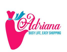 "#29 for Design a logo for a Women Clothing Brand ""Adriana"" af foziasiddiqui"