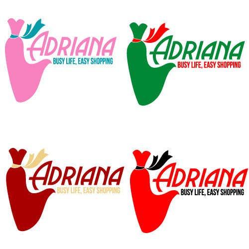 """Konkurrenceindlæg #47 for Design a logo for a Women Clothing Brand """"Adriana"""""""