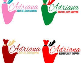 "#48 for Design a logo for a Women Clothing Brand ""Adriana"" af foziasiddiqui"