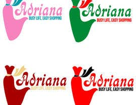 "#49 for Design a logo for a Women Clothing Brand ""Adriana"" by foziasiddiqui"