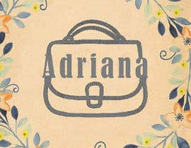 "#19 for Design a logo for a Women Clothing Brand ""Adriana"" by Romdhonihabib"