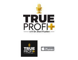 #3 untuk True Profit Podcast Logo oleh tisirtdesigns