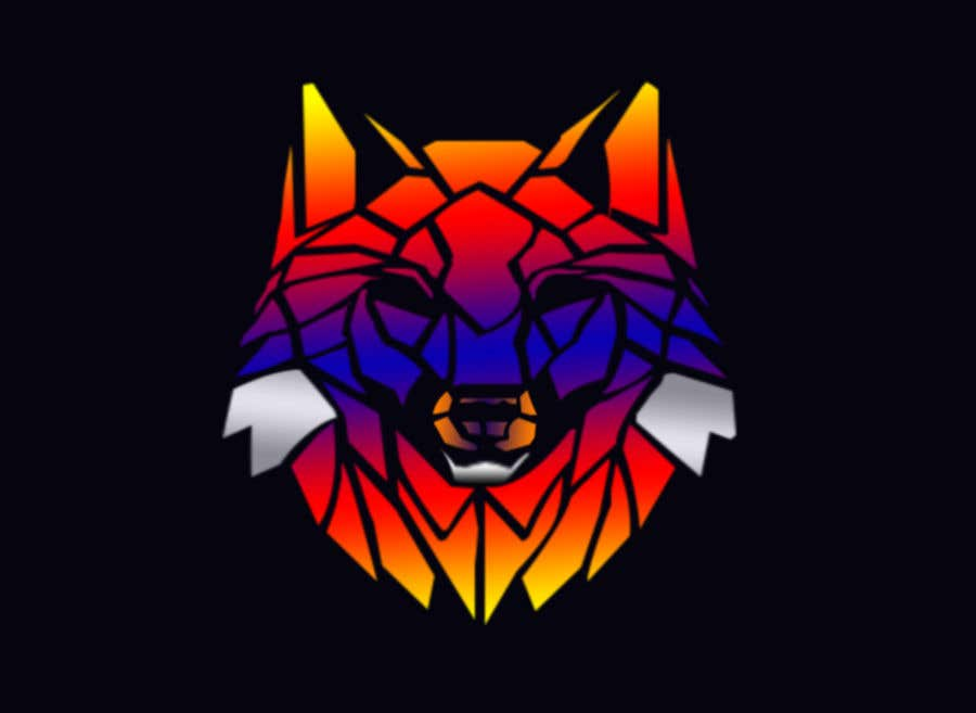 Kilpailutyö #201 kilpailussa Wolf Logo Design