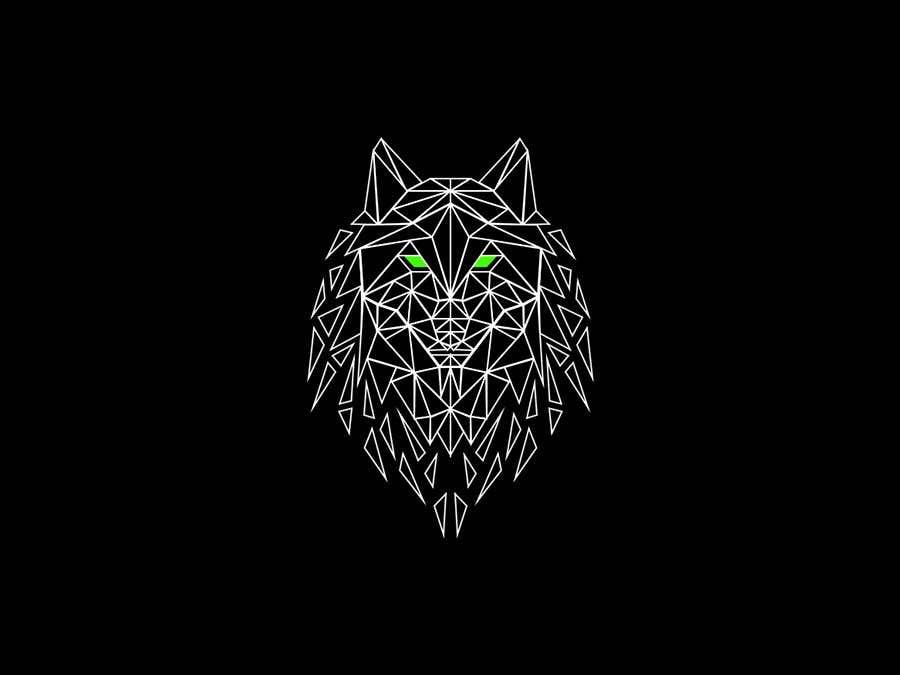 Kilpailutyö #141 kilpailussa Wolf Logo Design