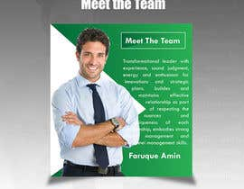 #13 for Meet the team and other posters by Crea8dezi9e