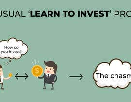 #18 for Create a simple 2-part infographic that shows the normal investing process af deepakbisht646