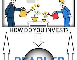 #42 for Create a simple 2-part infographic that shows the normal investing process by ofarah22