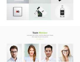#26 for Redesign my Homepage af mdbelal44241