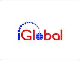 #112 for Build logo : iGlobal af creativetahid