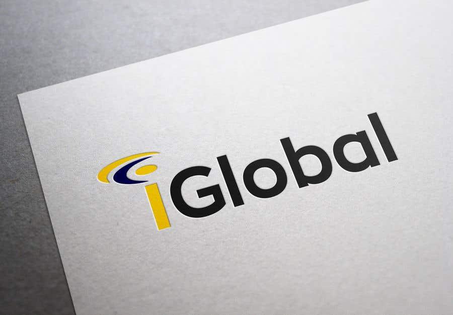 Konkurrenceindlæg #141 for Build logo : iGlobal