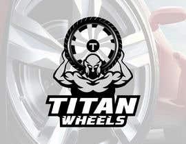 #48 untuk Titan Wheels oleh squadesigns
