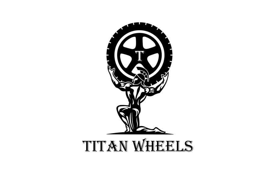 Konkurrenceindlæg #123 for Titan Wheels