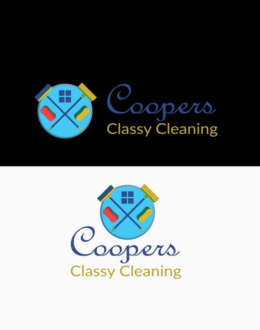 Proposition n°78 du concours Logo for Cleaning Company