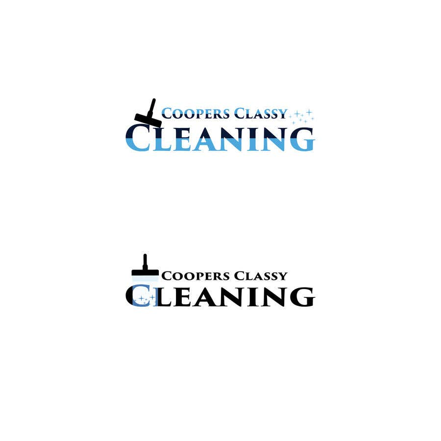 Proposition n°82 du concours Logo for Cleaning Company