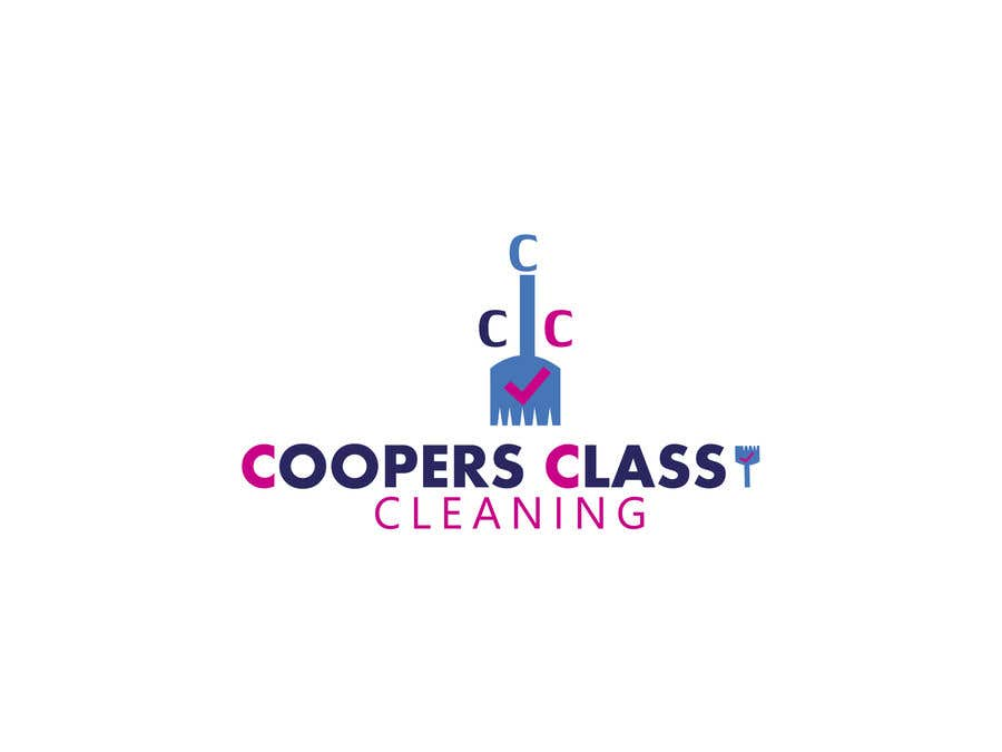 Proposition n°34 du concours Logo for Cleaning Company