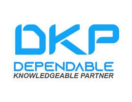 """Číslo 1056 pro uživatele Company Logo for Dependable Knowledgeable Partners""""DKP"""" is what we would like the logo to be..... od uživatele aqibali087"""