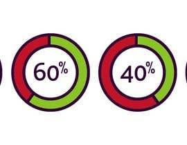 #56 untuk design seat occupancy icons oleh onogenio
