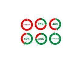 #50 untuk design seat occupancy icons oleh masud9552
